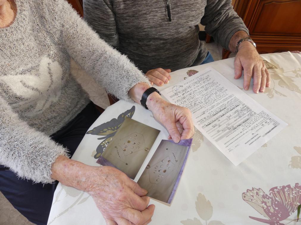 Le couple a subi un cambriolage en octobre 2020, à Bray-sur-Somme.