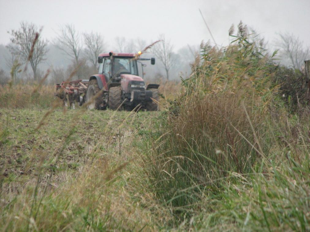 Les cambriolages des exploitations agricoles ont tendance à se déplacer vers l'ouest de la Somme.