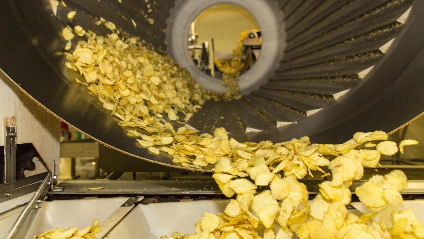 Les pommes de terre utilisées dans la fabrication des chips Vico proviennent de 45 exploitations agricoles de Picardie.