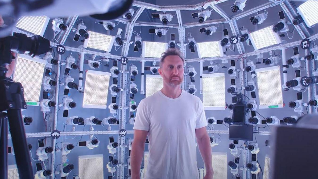 David Guetta, premier DJ à créer son avatar pour des concerts immersifs