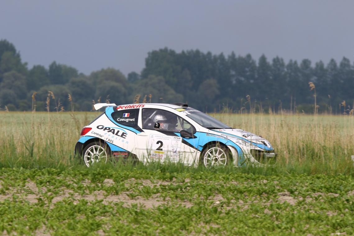 La dernière édition du Rallye du Marquenterre a eu lieu en 2019. (Photo F.H.)