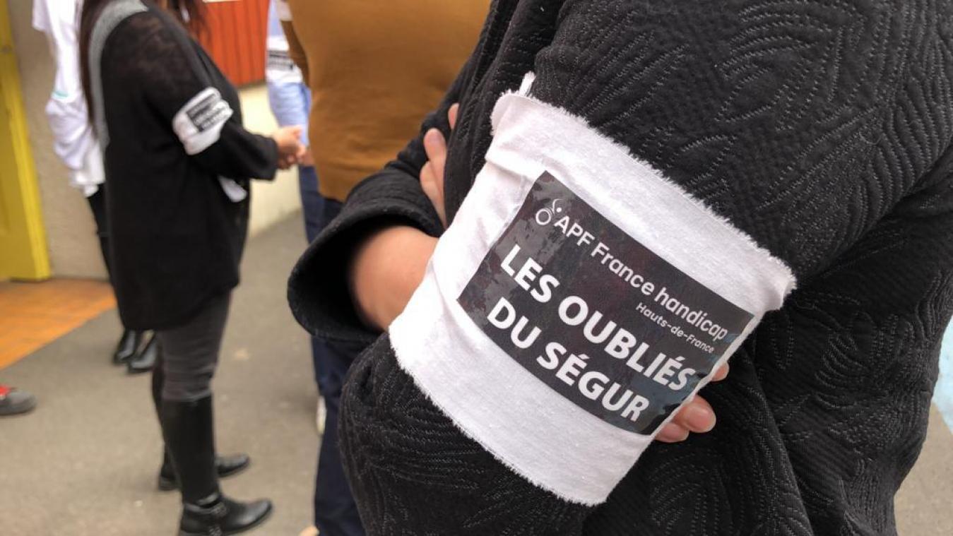 Amiens: oublié du Ségur de la Santé, le personnel médico-social demande «un traitement égal»