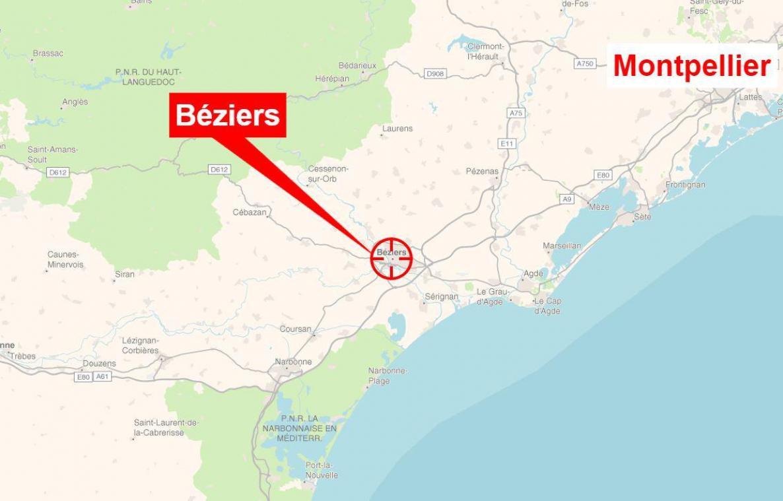 Cinq femmes avaient été interpellées à Béziers.