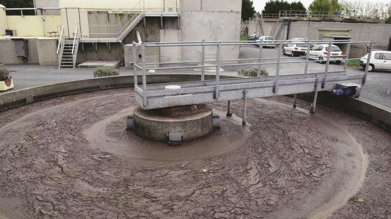 La station d'épuration de Cayeux-sur-Mer va voir également sa capacité de traitement augmenter.