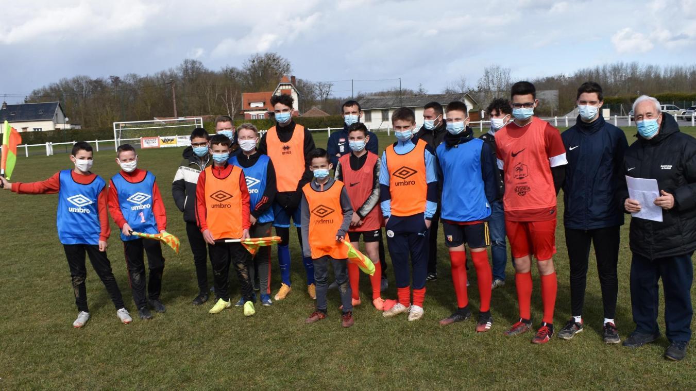 Le club de foot de Moÿ-de-l'Aisne recherche de nouveaux joueurs pour la prochaine saison