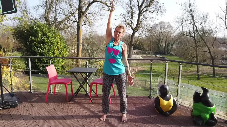 ❀Coaching sportif de Vanessa: mobilité des épaules et du tronc❀