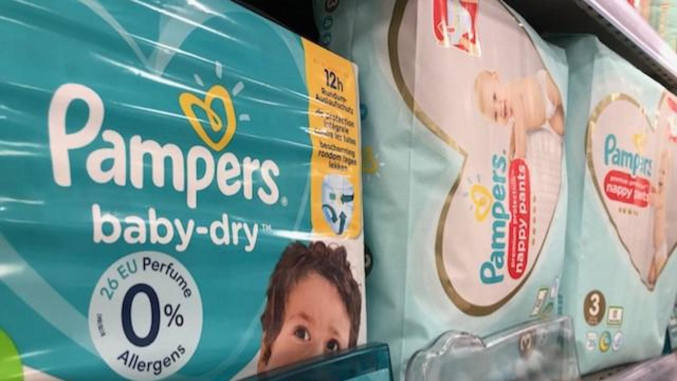 Un million de couches Pampers sera donné à des associations venant en soutien de familles dans le besoin.