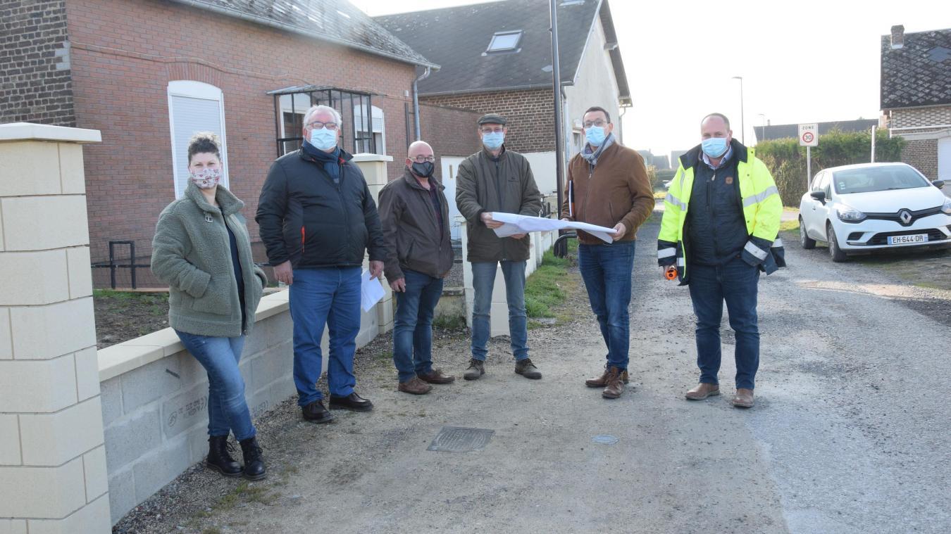 Visite de chantier