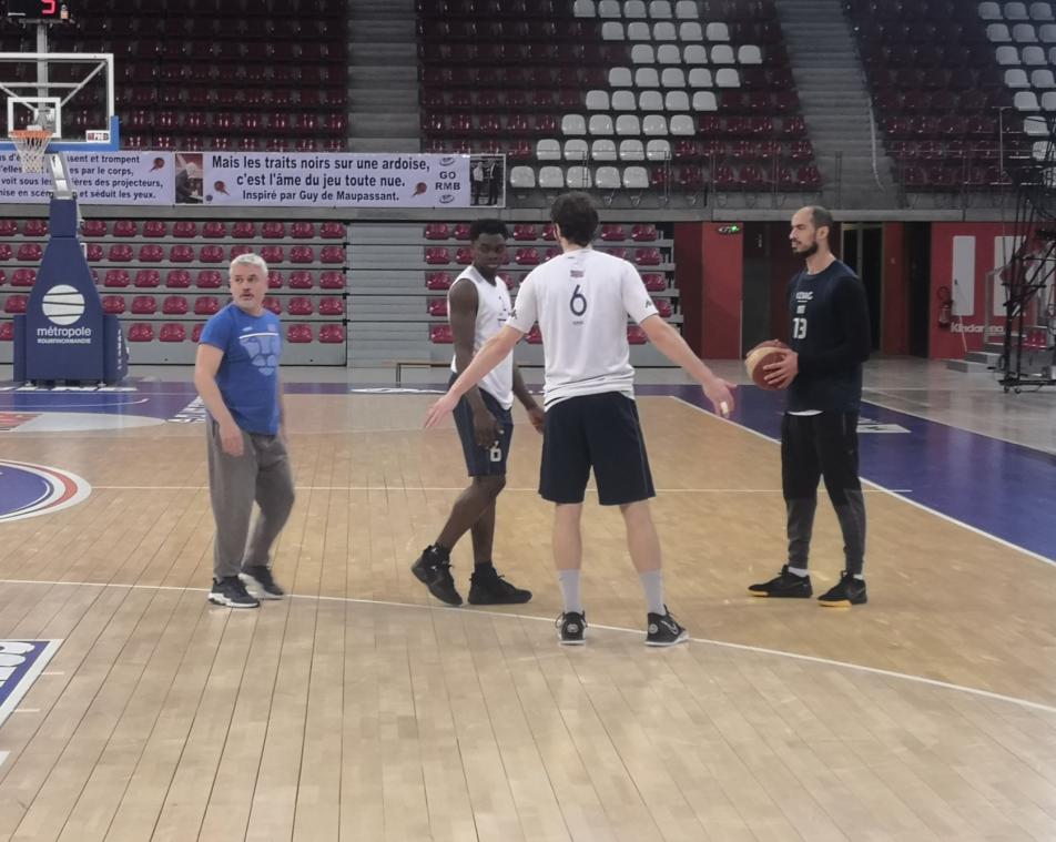 <b>Basket</b>-ball - <b>Pro B</b> : le RMB continue de voyager