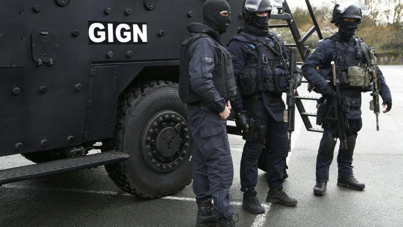 Près de Troyes, le GIGN est intervenu au domicil d'un homme suspecté d'avoir tué une assistante maternelle