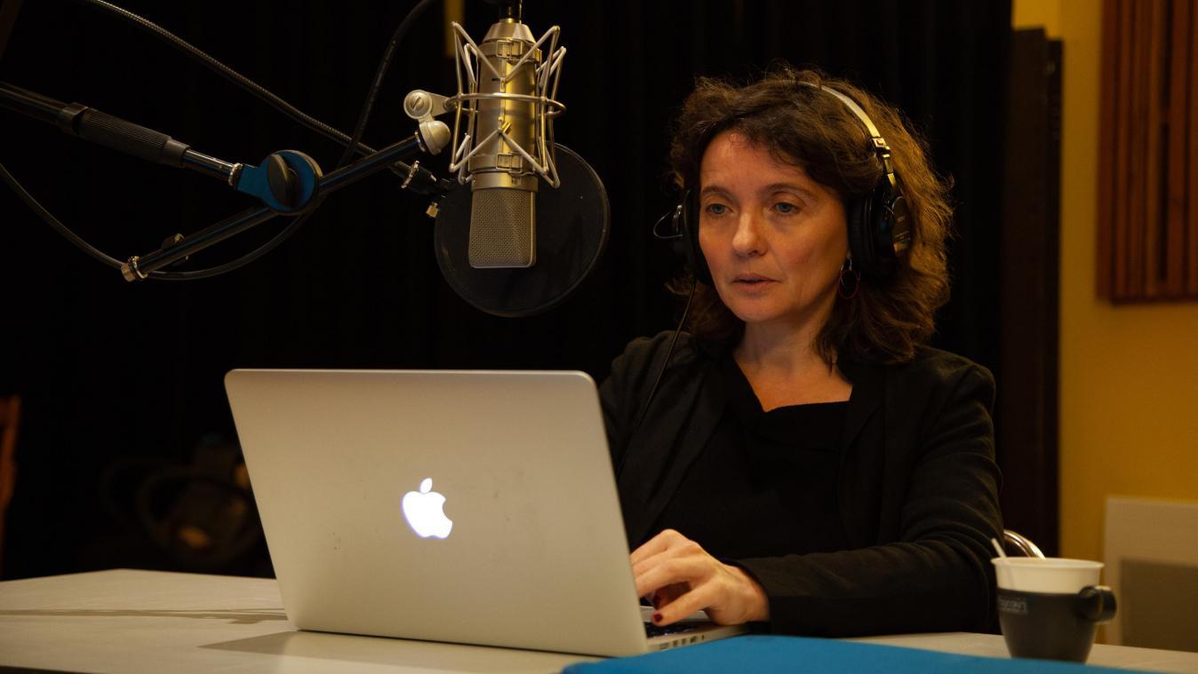 L'association Les Yeux Dits réalise de l'audiodescription de films.