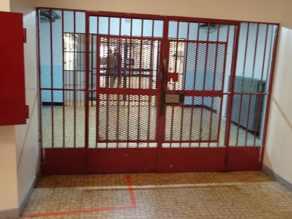 L'homme de 30 ans a été placé en détention jeudi à l'issue de son défèrement.