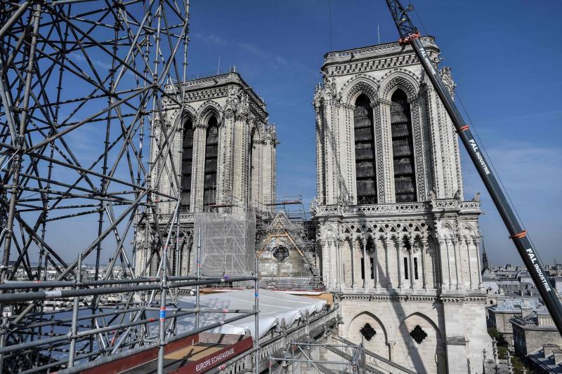 Le chantier de Notre-Dame doit reprendre ce lundi — Paris