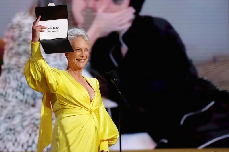 Jodie Foster a reçu le prix du meilleur second rôle féminin pour son interprétation dans « Désigné Coupable ».