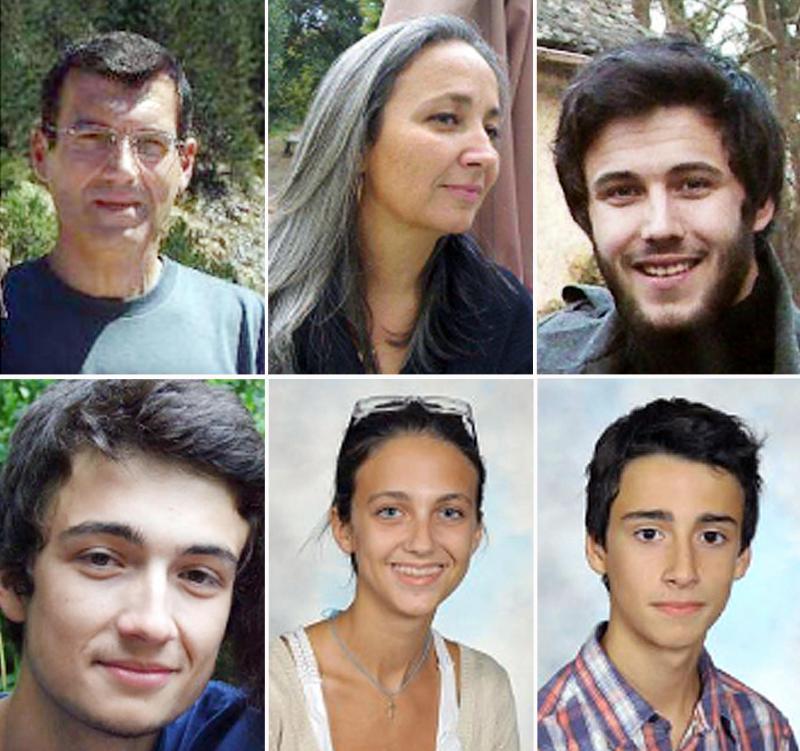 Xavier Dupont de Ligonnès est soupçonné d'avoir assassiner sa femme et leurs quatre enfants.