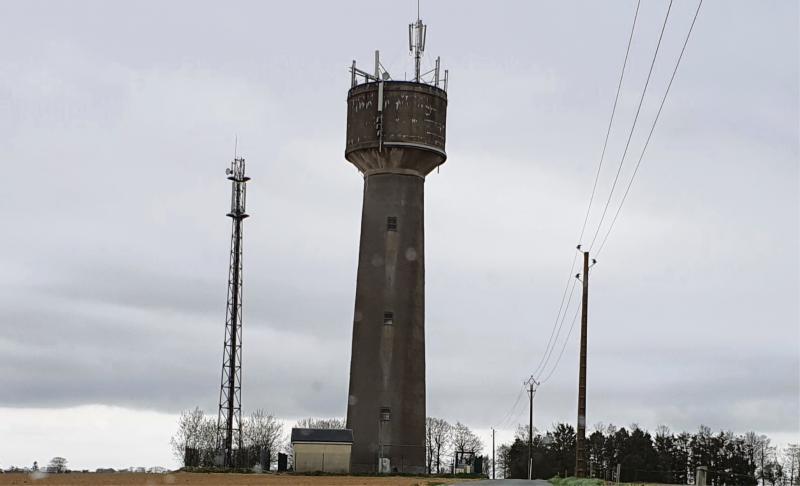Une antenne Orange existe déjà à quelques centaines de mètres du lieu prévu pour la nouvelle.