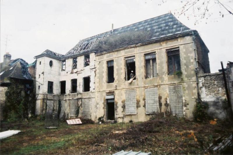 La maison de Mireille et Jean Pierson, rue des Fontaines, a été démolie en 2014. (Photo : Amevigi)