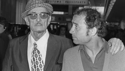 Claude Brasseur, un enfant de la balle devenu acteur populaire