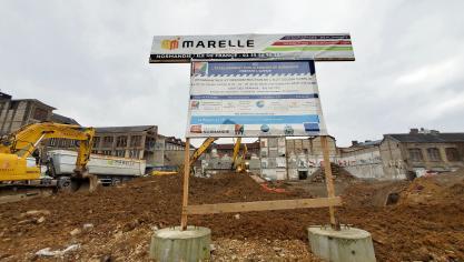 Le chantier devrait durer deux ans. (Photo PN)