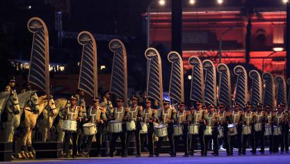 Spectacle pharaonique: 22 momies royales dans les rues du Caire