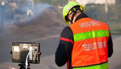 Crèvecœur-le-Grand: près de 30 pompiers mobilisés sur un incendie
