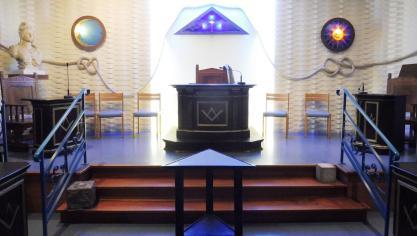 Les séances ont lieu dans ce temple du quartier de l'Eure