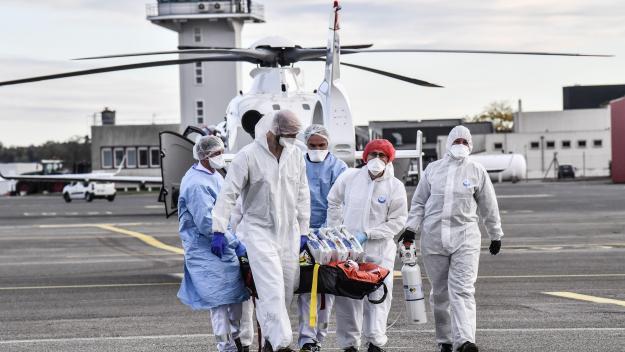 FRANCE-HEALTH-VIRUS-EVACUATION