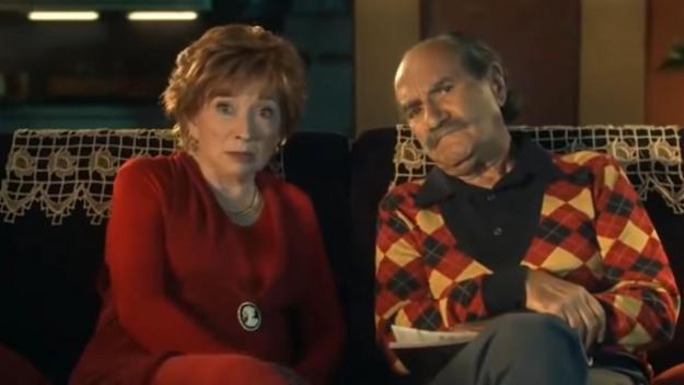 Raymond et Huguette sont les doyens de «Scènes de ménages», le programme culte diffusé sur M6.