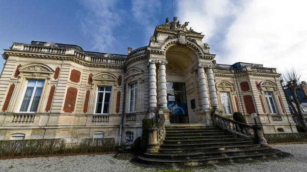 L'ex-hôtel consulaire est en vente depuis 2015. (Photo Boris Maslard/Paris-Normandie)