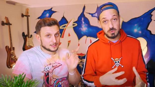 Les youtubeurs McFly et Carlito ont publié une vidéo sur leur chaîne Youtube ce vendredi pour annoncer le défi lancé par le président. Capture YOUTUBE