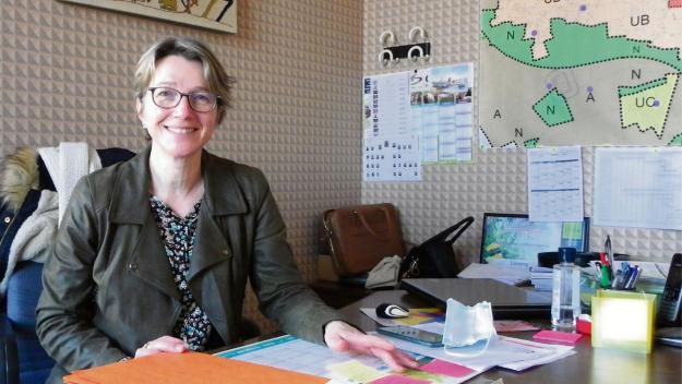 Isabelle Simon, maire de Lieurey, revient sur sa première année de mandat. (Photo : PN)