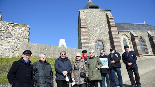 Un collectif d'associations veille sur la chapelle, tandis que des études sont en cours. (Photo MC/PN)