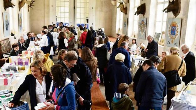 Livres en fêtes délaisse cette année le château de Bizy pour le grand air du site des Tourelles. (Photo archives : Paris-Normandie)