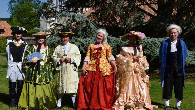 Le château de Vascoeuil a prévu de reconduire son jeu d'énigmes. (Photos d'archives : Paris-Normandie)