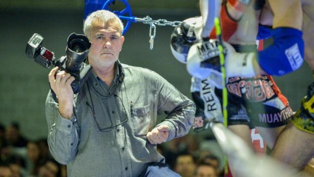 Nos confrères de L'Union indiquent que le photographe reste dans un état de santé « très préoccupant ».