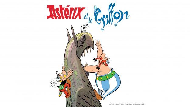 Astérix et le Griffon - Key Visual