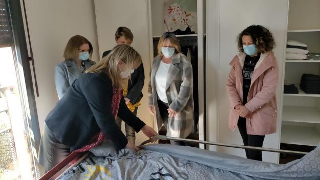 La formation d'auxiliaires de vie aura lieu dans un appartement pédagogique situé près du lycée Anguier, à Eu.