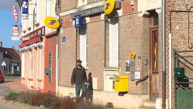 Le bureau de Poste d'Hallencourt est ouvert 28 heures par semaine.