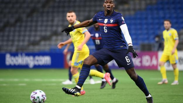 Paul Pogba devrait être titulaire ce soir en Bosnie au sein d'une équipe de France peut-être organisée cette fois en 4-4-2.