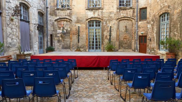 Le Festival d'Avignon n'a pas réduit la voilure pour cette édition 2021... pour le moment