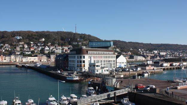 Fermé au public depuis des mois, le musée des Pêcheries représente un budget de fonctionnement de 1,2 million d'euros. (Photo Office intercommunal de tourisme de Fécamp)
