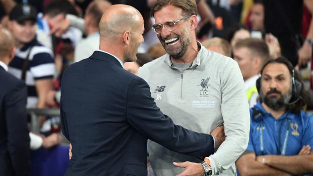 Trois ans après leur sacre européen en 2018, Zinédine Zidane et le Real Madrid ont encore surclassé Liverpool sur le même score 3-1 mardi en quart de finale aller de Ligue des champions, et ont pris une sérieuse option pour une qualification en demi-finale. (Crédit photo AFP)