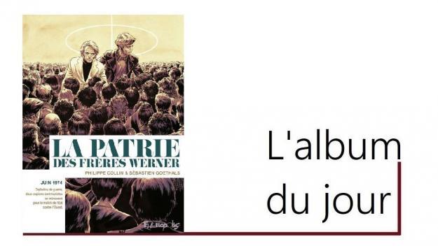 BD_l'album du jour_les Frères werner