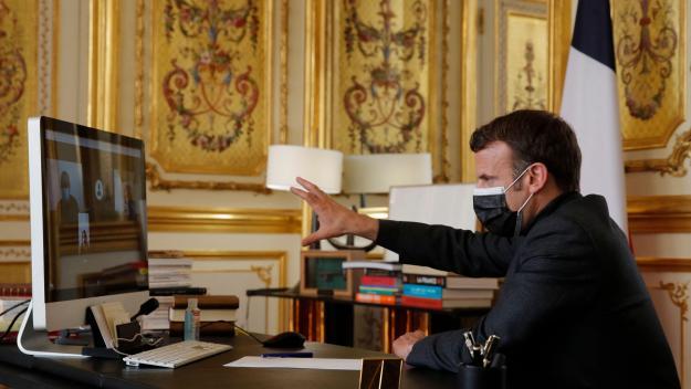 FRANCE-HEALTH-VIRUS-POLITICS-EDUCATION-SCHOOL