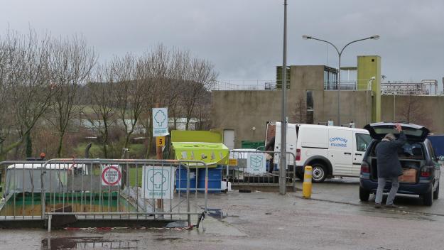 La déchetterie du Tréport est saturée et ne répond plus aux normes. Les élus voudraient la transférer ailleurs sur le territoire.