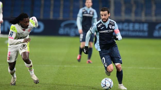 Le capitaine Alexandre Bonnet pourrait prochainement signer un nouveau contrat avec le club doyen (photo Paris-Normandie).