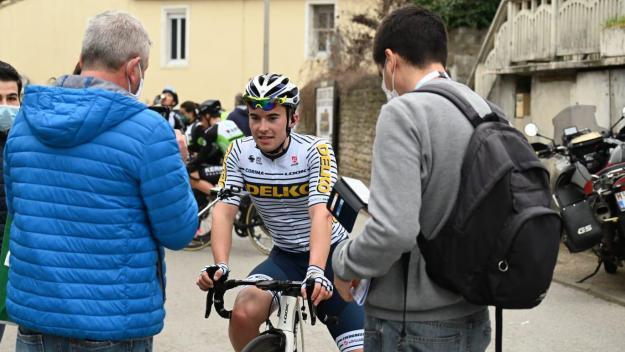 Pierre Barbier a fini sur le podium pour la troisième fois de la saison. (Photo archives Facebook Delko)