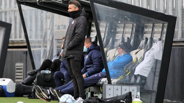 Comme face à Rodez, dimanche, Romain Poyet sera à la tête de l'Amiens SC, ce mercredi soir à Clermont, en l'absence de l'entraîneur Oswald Tanchot.