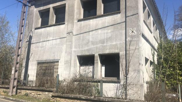 Le forcené habitait dans une ancienne usine.