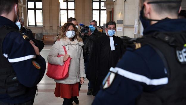 La cour d'appel de Paris a infirmé la condamnation de Mme Fornia qui avait déclaré dans un billet de blog avoir été victime d'une agression sexuelle